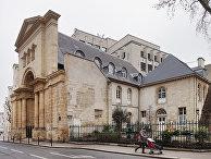 Собор Владимира Киевского, Париж