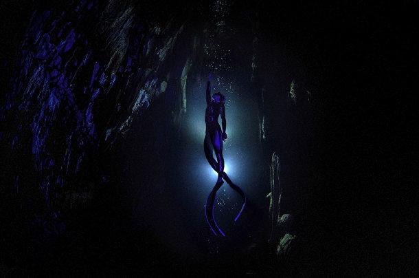 Пещера Гилиндире. На одном дыхании