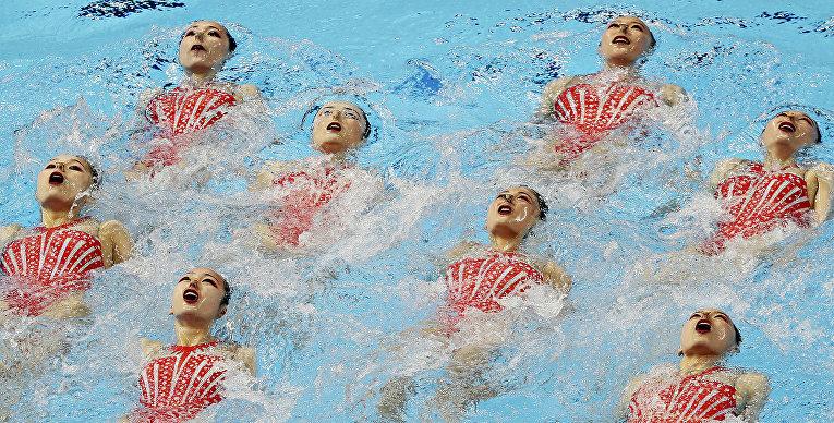18-й чемпионат мира по водным видам спорта