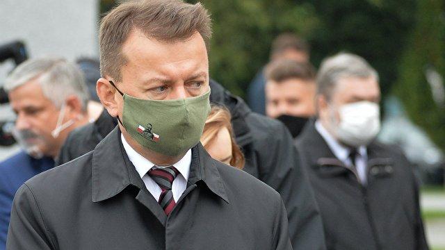 Haber7 (Турция): интригующий пост министра обороны Польши о Байрактар ТБ2