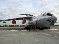 Военно-транспортный самолёт Ил-76