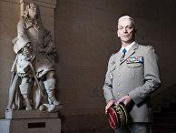 Начальник Главного штаба Вооружённых сил Франции Франсуа Лекуантр