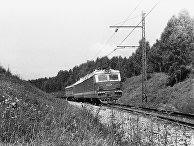 Электровоз ВЛ-85 (Владимир Ленин, тип 85) - грузовой магистральный электровоз переменного тока