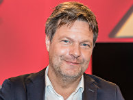 Немецкий политик Роберт Хабек