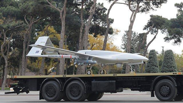 Британцы похвалили турецкие ударные БПЛА: Турция сломала монополию США и Израиля! (Star, Турция)