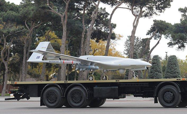 Военный парад в Баку