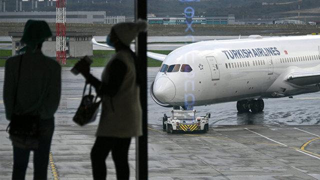 En Son Haber (Турция): ограничения на авиасообщение между Турцией и Россией продлены до 21 июня