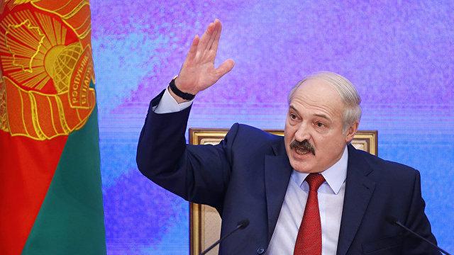Александр Лукашенко: подавитесь вы этими санкциями (Interia, Польша)