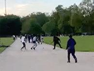 Резня в Гайд-парке Лондона