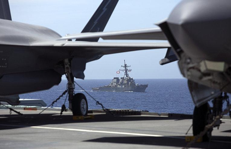 Военные учения НАТО Steadfast Defender