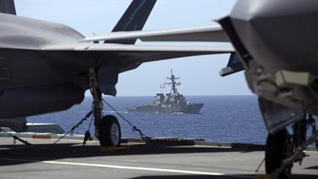 Express.co.uk (Великобритания): назад, Путин! ВМС Великобритании возглавили военные учения с союзниками НАТО на фоне роста напряженности в отношениях
