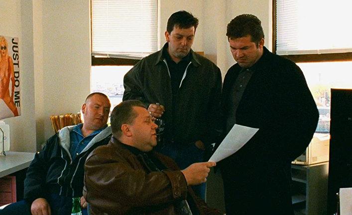 Кадр из фильма «Брат 2»