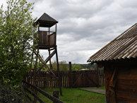 Последний звонок в деревенской школе в поселке Тугач