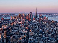 Вечер в Нью-Йорке, США