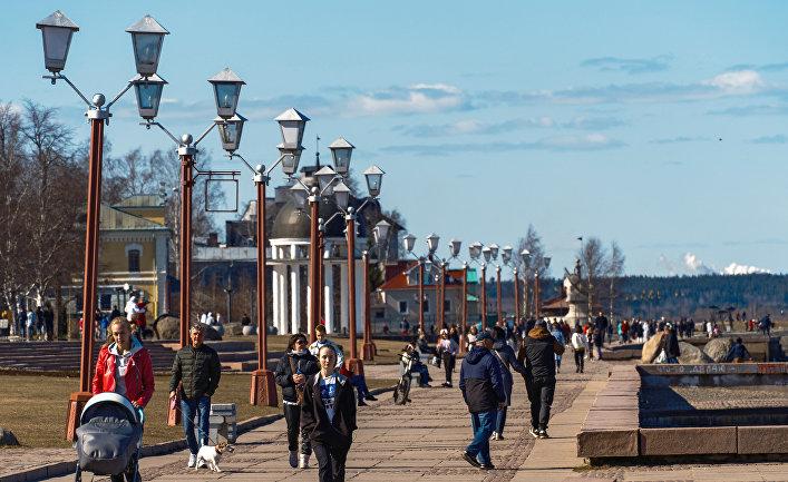 Города России. Петрозаводск