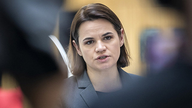 Светлана Тихановская: Мы не можем допустить, чтобы историю писали диктаторы (Bild, Германия)