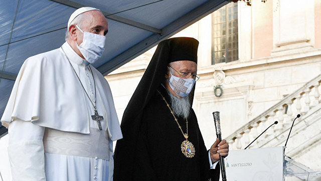 Вести (Украина): объединение католиков и православных. Каковы последствия для Украины