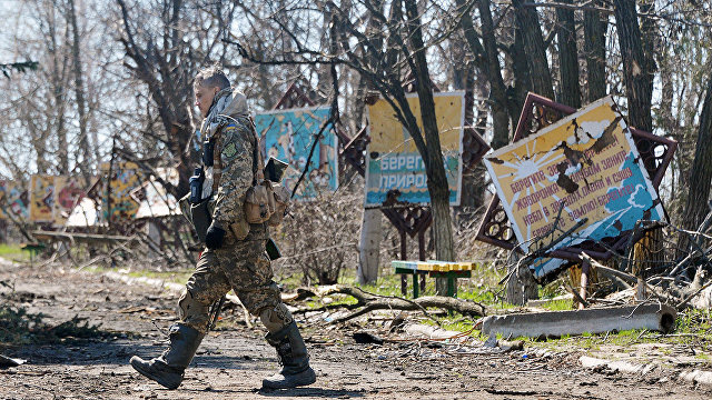 Окопная война: конфликт с Россией на востоке Украины продолжается (Washington Examiner, США)