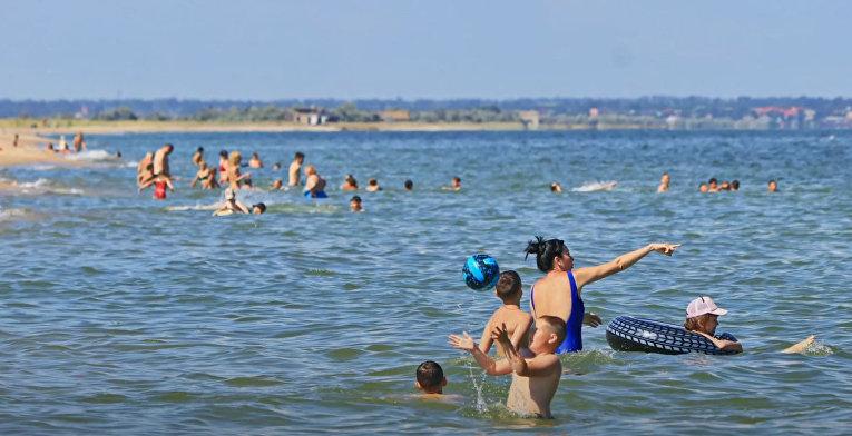 Есть ли медузы в Бердянске
