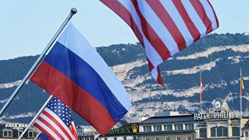 Женева в преддверии саммита президента России В. Путина и президента США Дж. Байдена