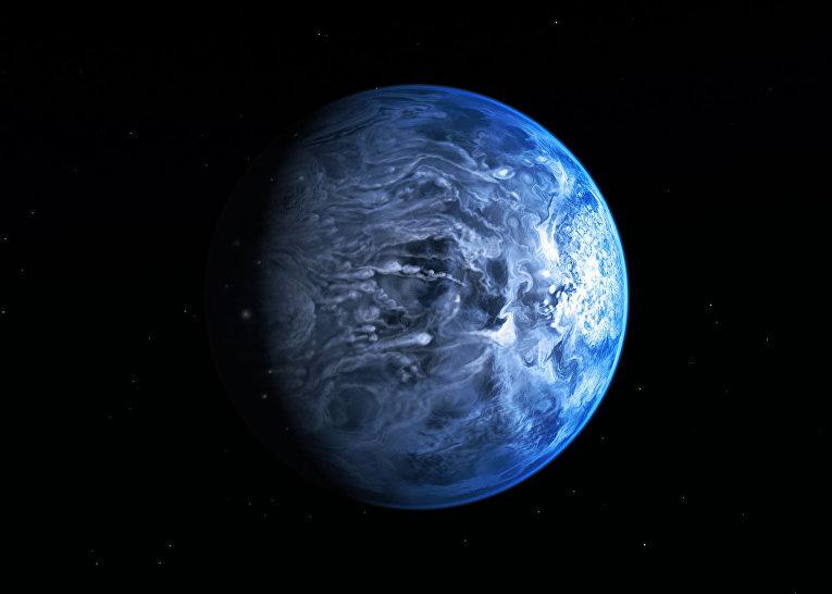 Планета HD 189773b