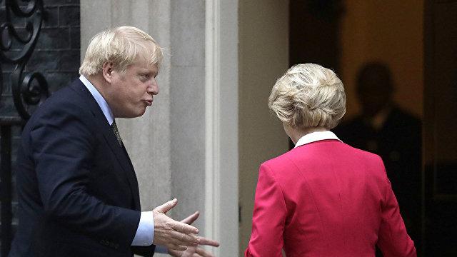 Daily Express (Великобритания): ЕС импортирует из путинской России больше, чем из Британии  что же это за друзья!