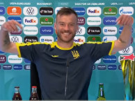Yarmolenko LOVES Coca-Cola AND Heineken!