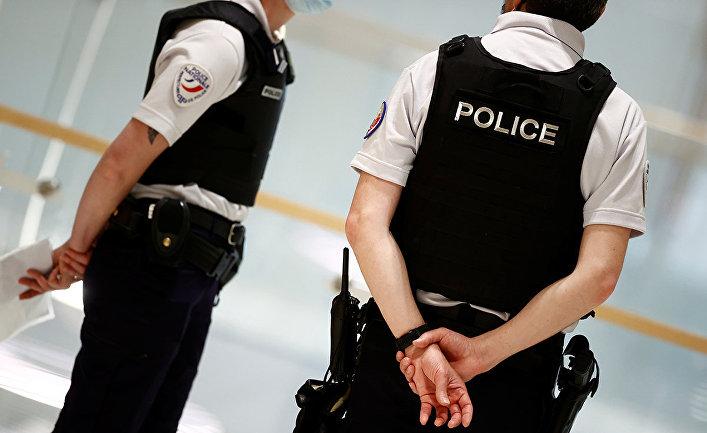 Фразцузская полиция