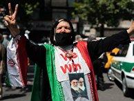 Президентские выборы в Иране