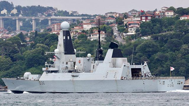 The Telegraph (Великобритания): Великобритания по-прежнему вторая военно-морская держава мира, и наша задача поддерживать морское право