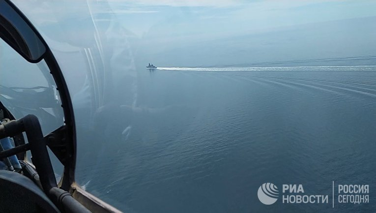 Инцидент с британским эсминцем в Чёрном море