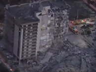 В пригороде Майами рухнула многоэтажка