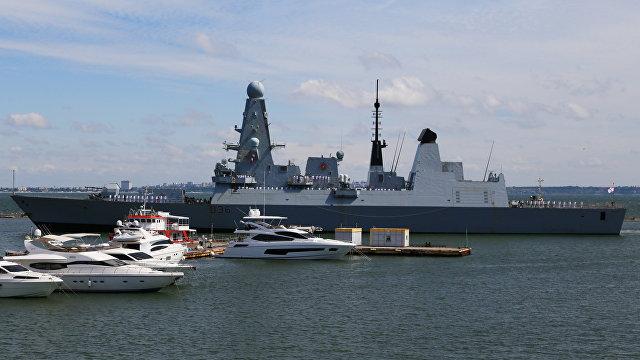 Gov.uk (Великобритания): Великобритания подписала соглашение об укреплении военно-морского потенциала Украины