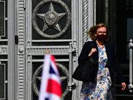 Посол Великобритании в РФ Дебора Броннерт вызвана в МИД РФ