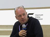 Латвийский писатель Слава Сэ