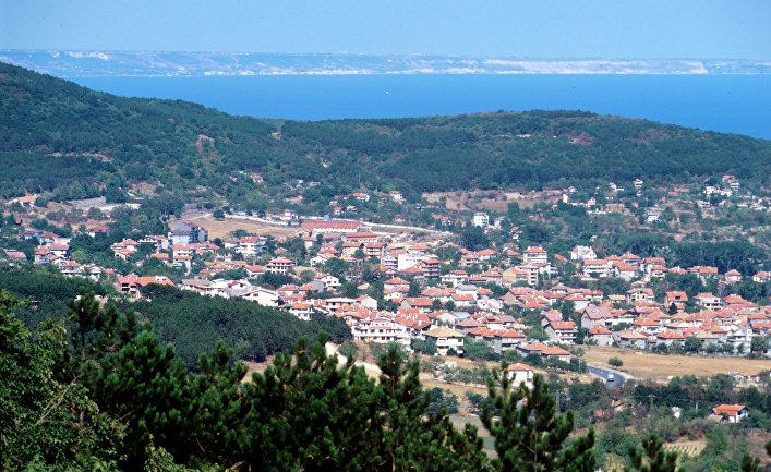 Панорама Варны