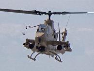 Ми-24 против AH-1 Cobra – кто кого?