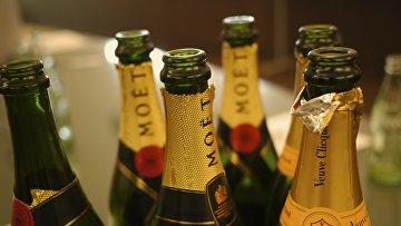 Шампанское Moet Hennessy