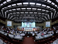 Визит председателя Госдумы РФ Сергея Нарышкина в Швейцарию