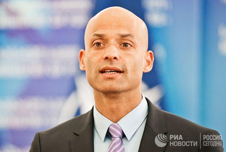 Специальный представитель генерального секретаря НАТО по странам Южного Кавказа и Центральной Азии Джеймс Аппатурай