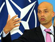 Специальный представитель генсека НАТО Джеймс Аппатурай