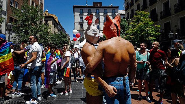 Факти (Болгария): зоофилы хотят примкнуть к гомосексуалистам