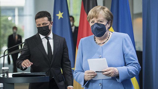 Встреча Меркель с президентом США Байденом: не просто прощальный визит (Süddeutsche Zeitung, ФРГ)