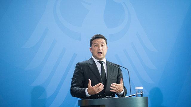Die Zeit (Германия): Меркель подтвердила Киеву, что Германия поддерживает сохранение транзита газа через Украину