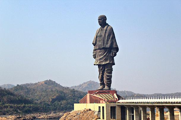 Статуя Единства, Нармада