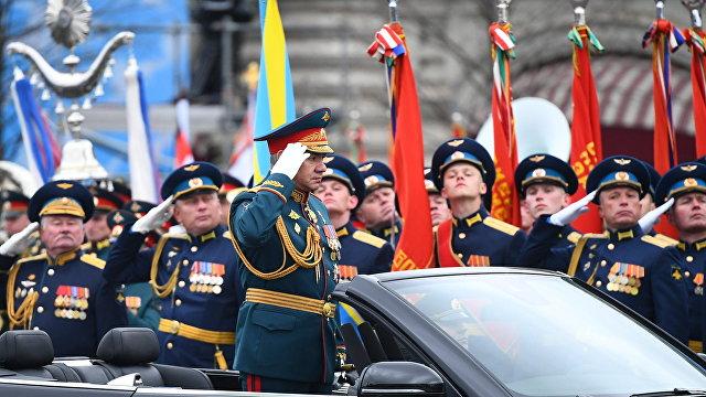 The Sun (Великобритания): на фоне растущей напряженности в отношениях с НАТО Россия похвасталась самым современным военным арсеналом в мире после тог