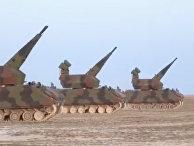 Турецкая система противовоздушной обороны ближнего действия «Коркут»