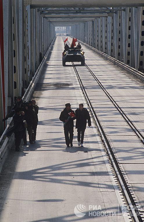Вывод ограниченного контингента советских войск из Демократической Республики Афганистан