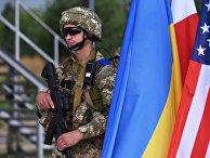 """Совместные учения стран НАТО и Украины """"Три меча-2021"""""""