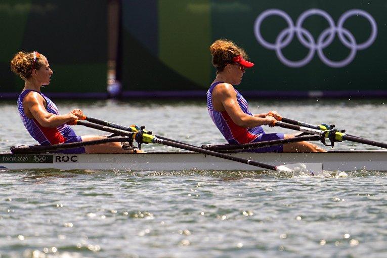 Олимпиада-2020. Академическая гребля